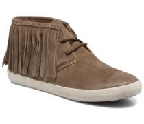 Dylan Fringe Sneaker in braun