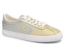 Breakpoint Ombre Metallic Ox Sneaker in goldinbronze
