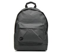 Custom Prints Microdots Backpack Rucksäcke für Taschen in schwarz