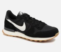 Wmns Internationalist Sneaker in schwarz