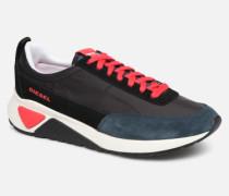 SKb Low Lace Sneaker in schwarz