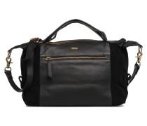 LEAH BAG Handtasche in schwarz