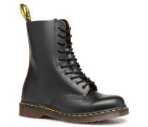 1490 Stiefeletten & Boots in schwarz