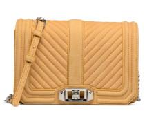 Small Love Crpssbody Handtasche in gelb