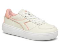 Elite Wide I Sneaker in weiß
