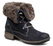 Sandra 04 Stiefeletten & Boots in blau