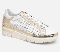 11041 Sneaker in goldinbronze