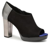 D MAUVELLE D724LB Stiefeletten & Boots in schwarz