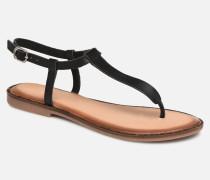 45383 Sandalen in schwarz