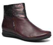 Fiducia Stiefeletten & Boots in weinrot
