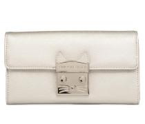 Paul & Joe Sister HELMUT Portemonnaies Clutches für Taschen in silber
