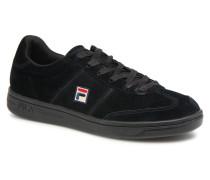 Portland S low Sneaker in schwarz