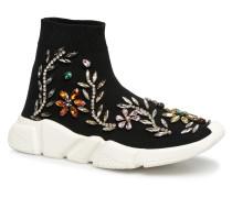 Rallie Rhinestones Sneaker in schwarz