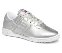 Original Fitness wmn Sneaker in silber