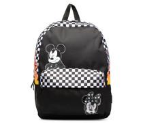 PUNK MICKEY REALM BACKPACK Rucksäcke für Taschen in schwarz