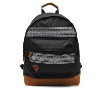 Nordic Backpack Rucksäcke für Taschen in schwarz