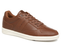 Jack & Jones JFW KLEIN PU Sneaker in braun