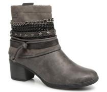 Saria Stiefeletten & Boots in grau
