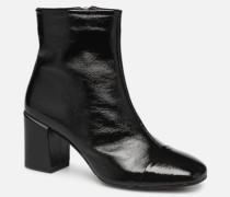 11295 Stiefeletten & Boots in schwarz
