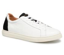 SLHDAVID CONTRAST SNEAKER Sneaker in weiß