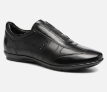 U Symbol C U74A5C Sneaker in schwarz