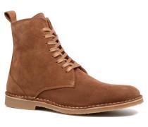 Royce High suede boot Stiefeletten & Boots in braun