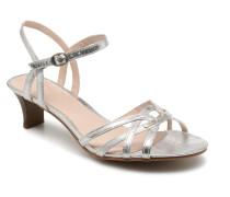 Birkin Sandal Sandalen in silber