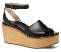 BREVAL S507 Sandalen in schwarz