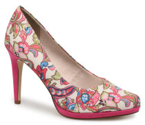 Thym Pumps in rosa