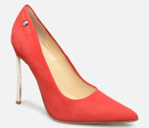 Xoly 300 Pumps in rot