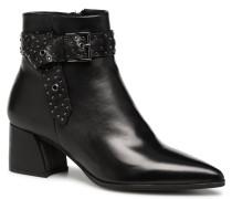 U7302G Stiefeletten & Boots in schwarz