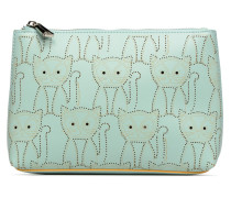 Paul & Joe Sister HARMONY Portemonnaies Clutches für Taschen in blau