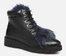 46479 Stiefeletten & Boots in schwarz