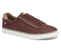 41253P Sneaker in weinrot
