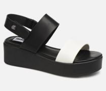 57564 Sandalen in schwarz