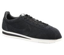 Classic Cortez Se Sneaker in schwarz