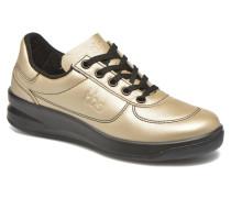 Brandy Sneaker in goldinbronze
