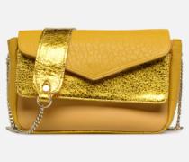 MINI LECON TRIO Handtasche in gelb