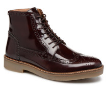 OXIMO Stiefeletten & Boots in weinrot