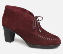 Issenia 2.0 C Stiefeletten & Boots in weinrot