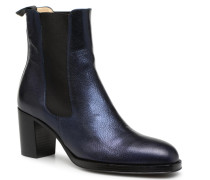 Mona 7 New Boot Elast Stiefeletten & Boots in blau