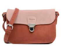 Bea Suede Small Shoulder Bag Handtasche in braun