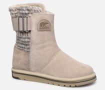 Newbie Stiefeletten & Boots in grau