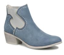 222505430 853 Stiefeletten & Boots in blau