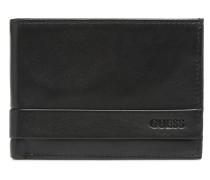 BILL FOLD Portemonnaies & Clutches in schwarz