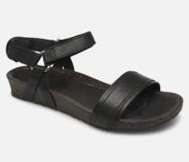 Ysidro Stitch Sandal Sandalen in schwarz