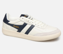 Inca Leather Sneaker in weiß