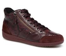 D MYRIA C D6468C Sneaker in weinrot