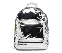 Gold Backpack Rucksäcke für Taschen in silber