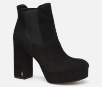 Abella Stiefeletten & Boots in schwarz